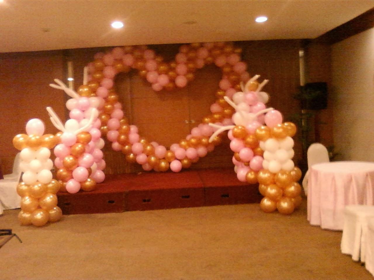 Dekor balon murah momonkusman for Dekor ulang tahun